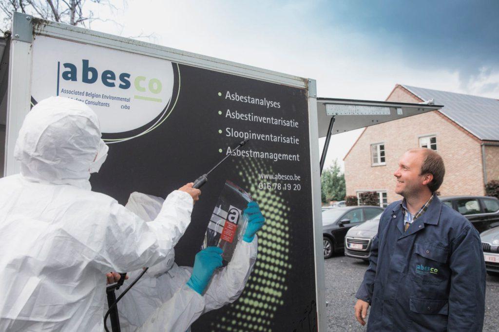 ABESCO | veiligheid, milieu & asbest | Opleiding asbest